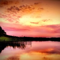 Stormy night by Initio