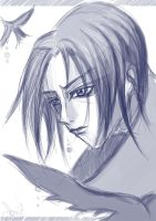 Ch 477 Itachi Sketch Return by acid-b