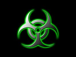Green Biohazard by SpaceBoy2000