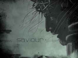 Jesus saviour by thrillerbeats