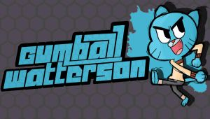 Fighting is Magic- Gumball Watterson by TheAljavis