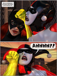 Batgirl Fight 03 by willdial