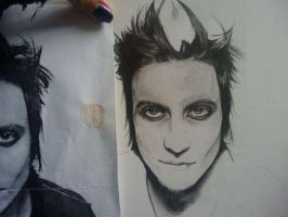 Synyster Gates - WIP by MsZVG