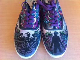 ADTR Shoes (Front) by WhereIsJambon