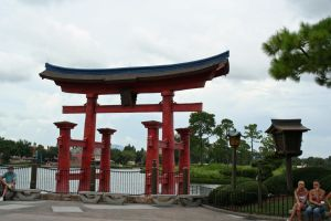 Epcot Japan Stock 33 by AreteStock