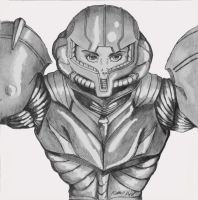 Samus Aran Profile by Maridia99