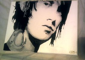 Jimmy 'The Rev' Sullivan 1 by Carrie-AnneSevenfold