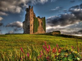 Ballycarberry Castle by Chris21465