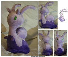 Sliggoo Plush by Diffeomorphism