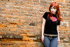 Mary Jane Watson by Kitty-Honey