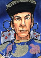 The Celestial Toymaker - PSC by Marker-Mistress