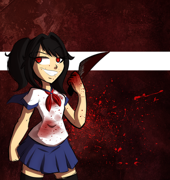 Yandere Chan by Marie-Mike