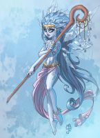 Ice Queen by Aphismet