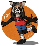 Aiko by LordDominic