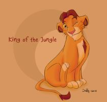 King of the Jungle by Juffs