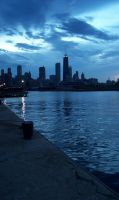 My City Chicago... by kilroyart