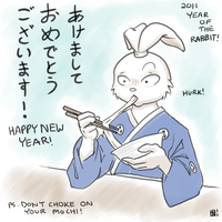 Happy 2011 by Pimpypants