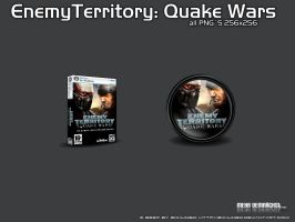 Enemy Territory Quake Wars by 3xhumed