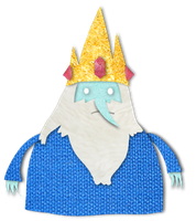 Texture Ice King by Flashpole