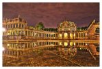 Zwinger At Night by 3rik