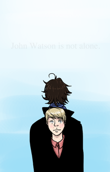 John Watson is not alone. by Mitsukisuki