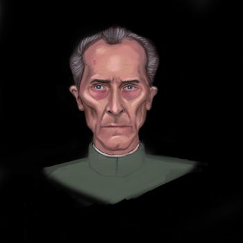 Grand Moff Tarkin by ChristopherChrisps