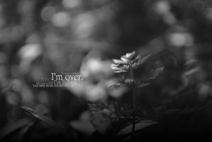I'm over. by SaskiaKu