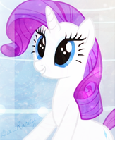 Rarity by DixieRarity
