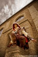 ezio - Assassin's Creed II 4 by ArielleMarie