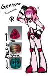 Beyond late Gemsona for that week thing by octopusxtimexkeeper