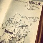 FMA's Troublesome St. Patrick's by Lilkpopean