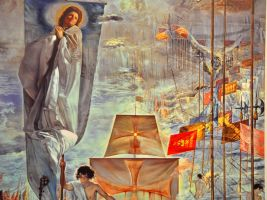 The discovery of America by Christopher Columbus by Michaeldavitt
