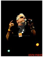 Eric Burdon 'BnR Freo' by jos-bowie