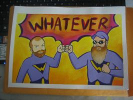 Whatever by ChibiCelina
