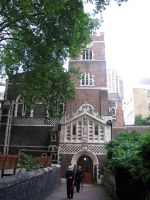 St Bartholomew the Great by kwizar