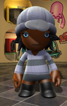 ModNation Racers: Ebonii by TheRealYuma