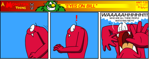 AMT - Eyes On Bill by BluebottleFlyer