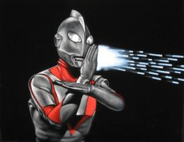 Ultraman by BruceWhite