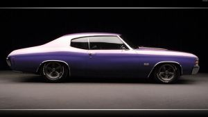 Chevrolet Chevelle SS '71 HD by HAYW1R3