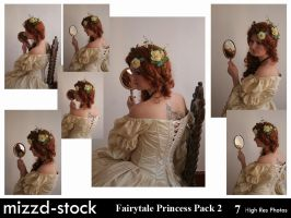 Fairytale Princess P Pack 2 by mizzd-stock