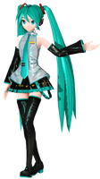 V3 Miku Pose x MeltLin/Lucif3r Miku [Pose DL] by San-kun-likes-bacon