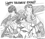 Happy BARAween! by Pltnm06Ghost
