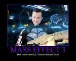 Motivation - Mass Effect 3 by Songue