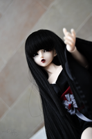 Darkness into Light V by AidaOtaku-BJD