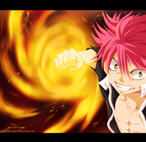 Fairy Tail 402 - Fire Dragon Iron Fist by KhalilXPirates