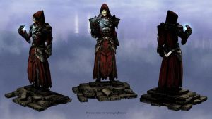 Tribunal robes for men by Zairaam