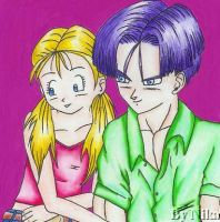 Trunks and Marron by Nikart