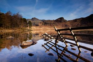 Blea Tarn by Christtos