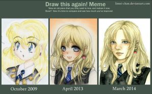 Draw this again! Meme No. 2 by Limei-chan