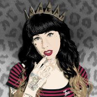 Kreayshawn by Tecnificent